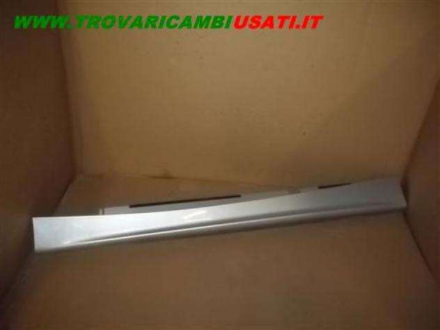 Modanatura sottoporta s.(verniciata) argento bmw serie 1 e87