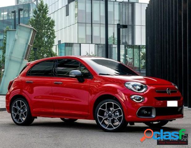 Fiat 500x benzina in vendita a torre del greco (napoli)