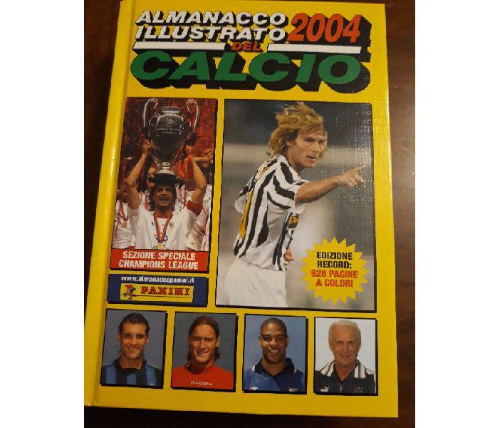 Almanacco illustrato del calcio panini - anno 2004 scandiano - collezionismo in vendita