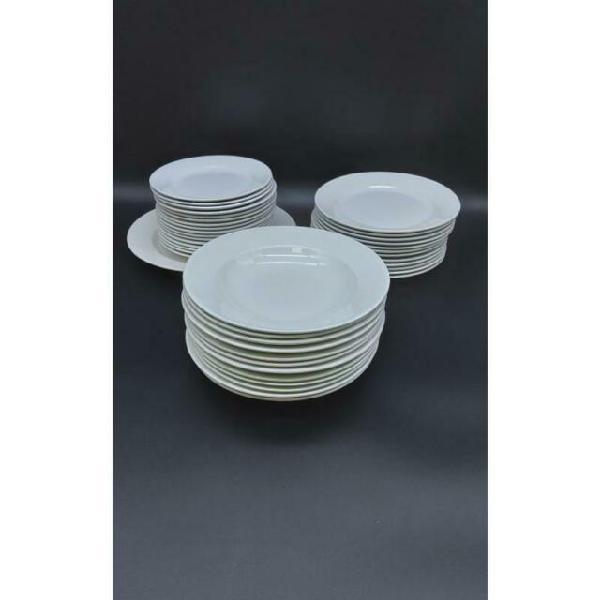 Servizio ceramica laveno 36pz+1 piatto portata