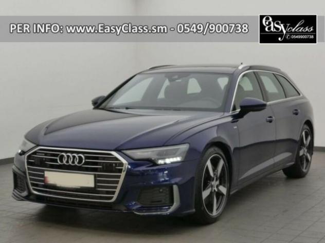 Audi a6 avant 55 tfsi quattro s-line tetto led rif. 15796073
