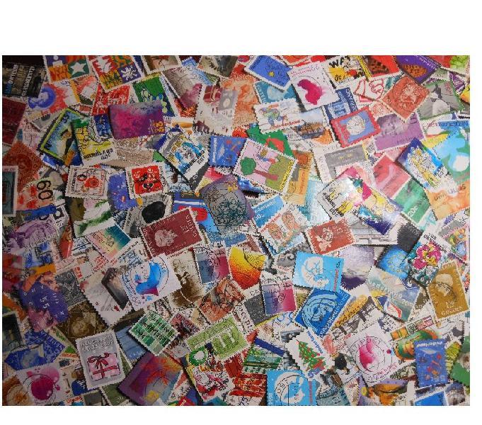 Olanda - 3.600 francobolli usati - euro 30,00 taranto - collezionismo in vendita