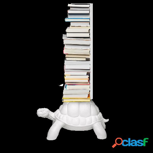 Turtle carry bookcase by qeeboo