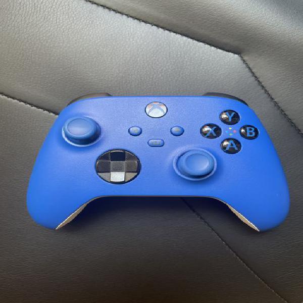 Controller Xbox Series X Blu e Bianco