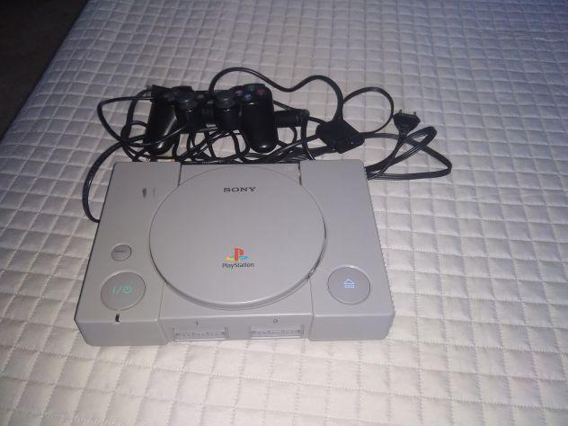 Vecchia Sony PlayStation