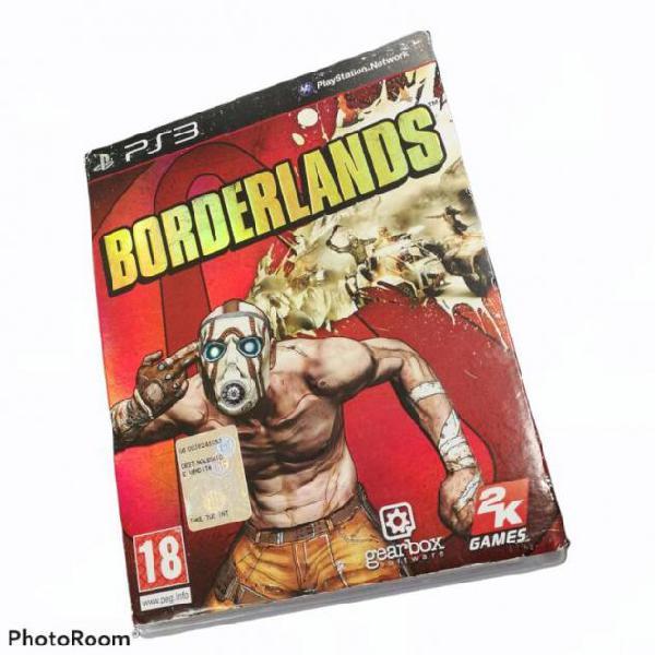 Video gioco ps3 borderlands Usato