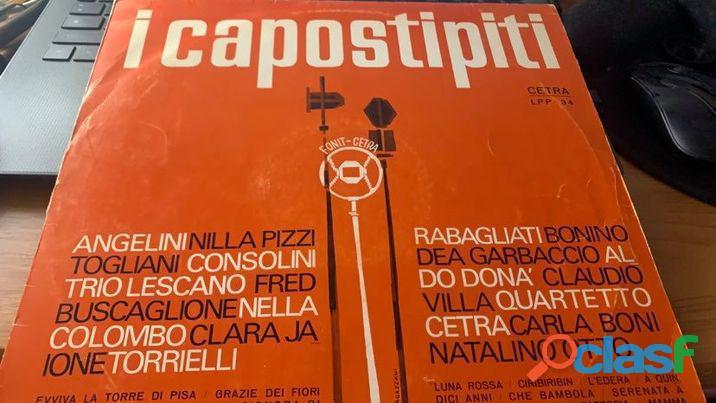 I CAPOSTIPITI LP