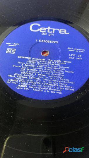 I CAPOSTIPITI LP 3