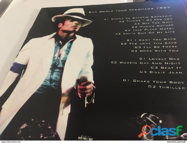 Michael Jackson – Japanese Thrill 1