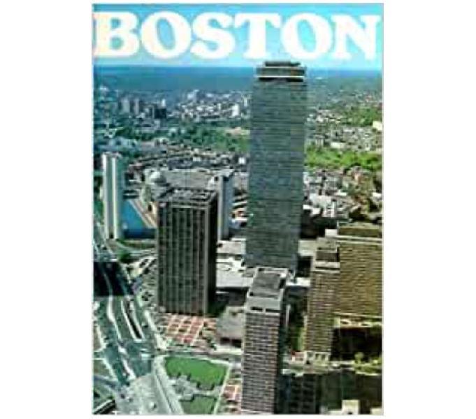 Boston di Bill Harris Triuggio - Collezionismo in vendita