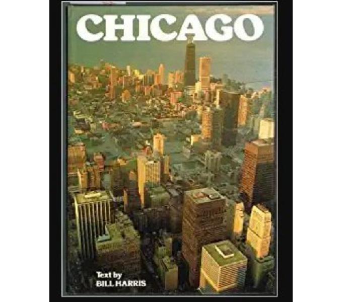 Chicago by Bill Harris Triuggio - Collezionismo in vendita