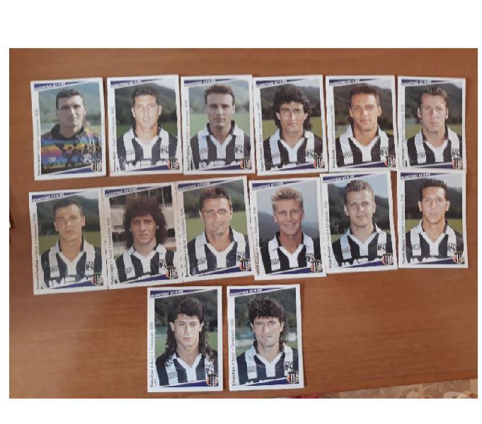 Figurine Shooting Stars 1991-1992 - Lotto + Omaggio Scandiano - Collezionismo in vendita