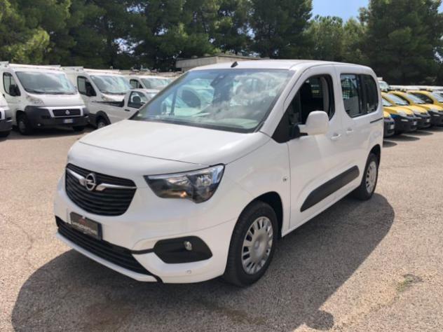 OPEL Combo Life FIAT DOBLO' 1.3 MJT 95CV 5 POSTI AUTOCARRO