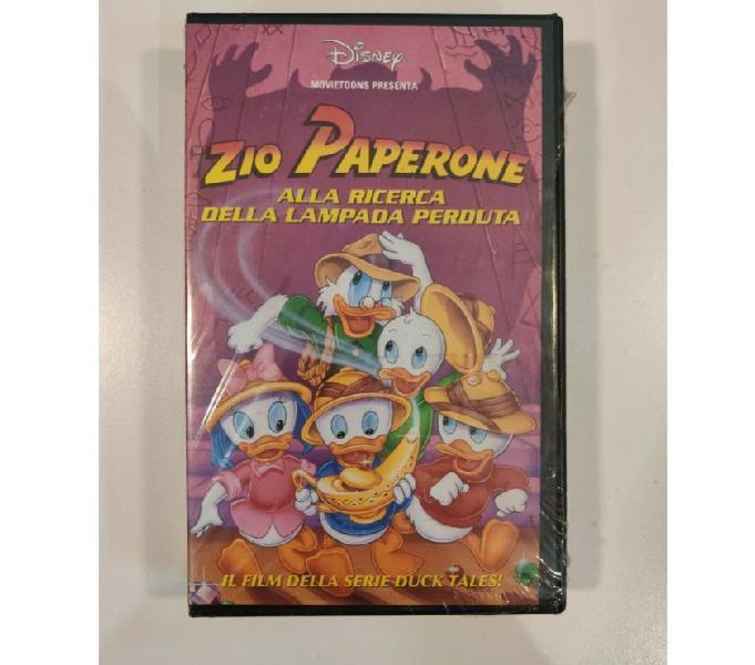 Videocassette di cartoni animati Scandiano