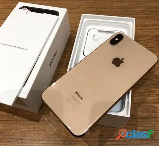 Iphone XS MAX 512 gb oro mai usato