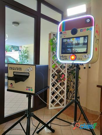 Photobooth Artigianale