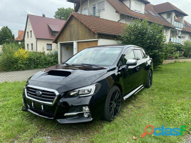 Subaru Levorg 1.6 GT Sport 1