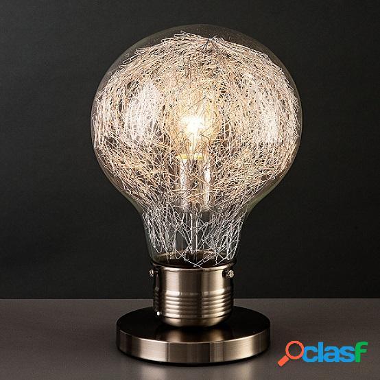 Lampada tavolo lampadina