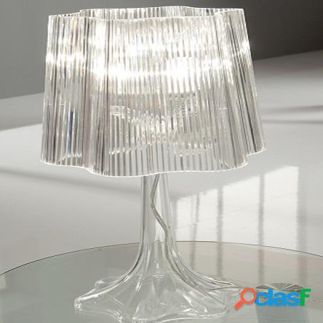 Lampada tavolo onda
