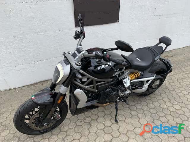 Ducati Diavel X DIAVEL S