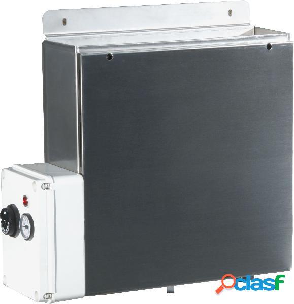 Sterilizzatore elettrico ad acqua 12 coltelli l 380 mm x p 140 mm x h 400 mm 1500 w