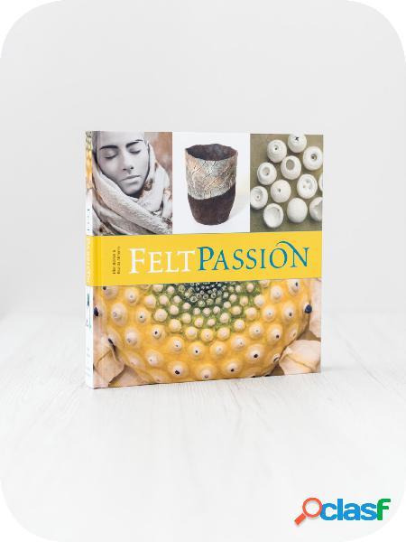 Libro: felt passion felt passion - 1 pz.