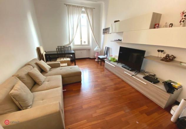 Appartamento di 95mq in via paolo giovio a milano