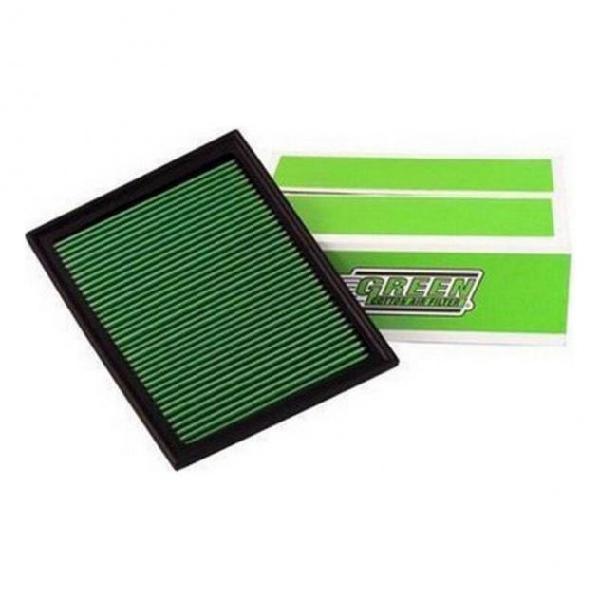 Filtro dell'aria green filters p412497