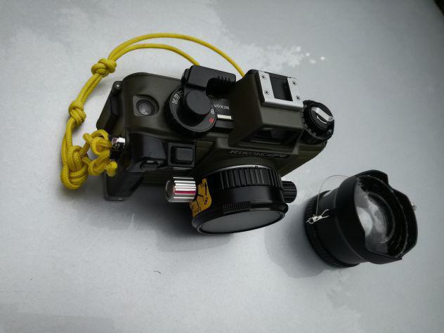 Macchina fotografica subacquea: nikon nikonos v