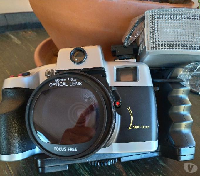 Macchina fotografica vintage canomatik 50mm grosseto