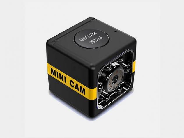 Microtelecamere a batteria telecamera sportiva nuovo