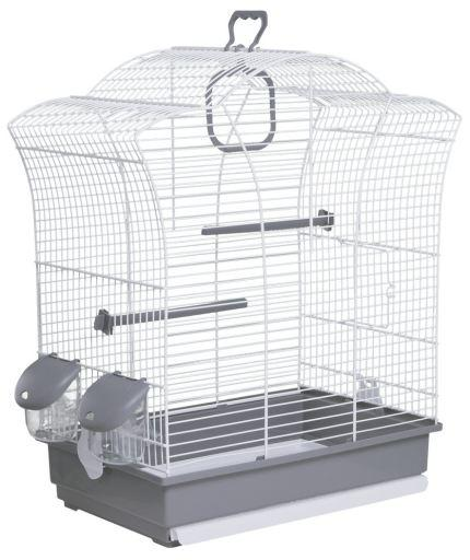 Voltrega gabbia per uccelli 649 bianca