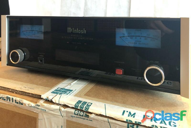 Amplificatore integrated mcintosh ma5300