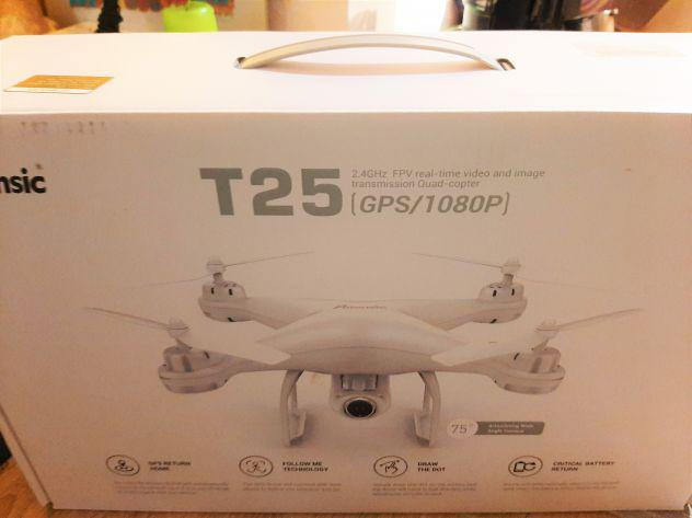 Drone potensic t 25