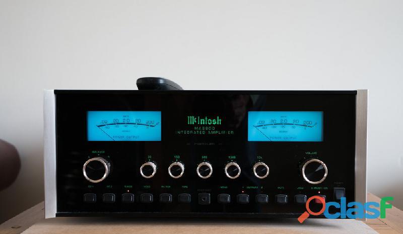 Mcintosh MA6900 MA 6900 Amp.integrato
