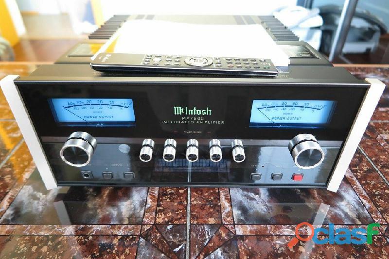 McIntosh ma7900 integrato Amplifier