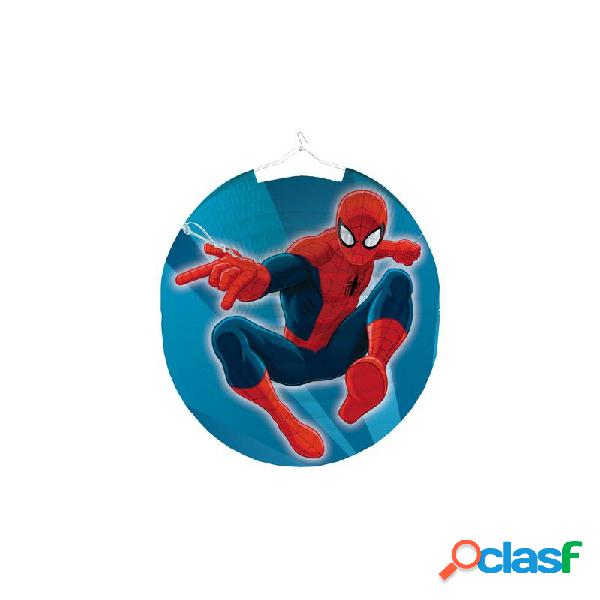Lanterna spiderman 25 cm