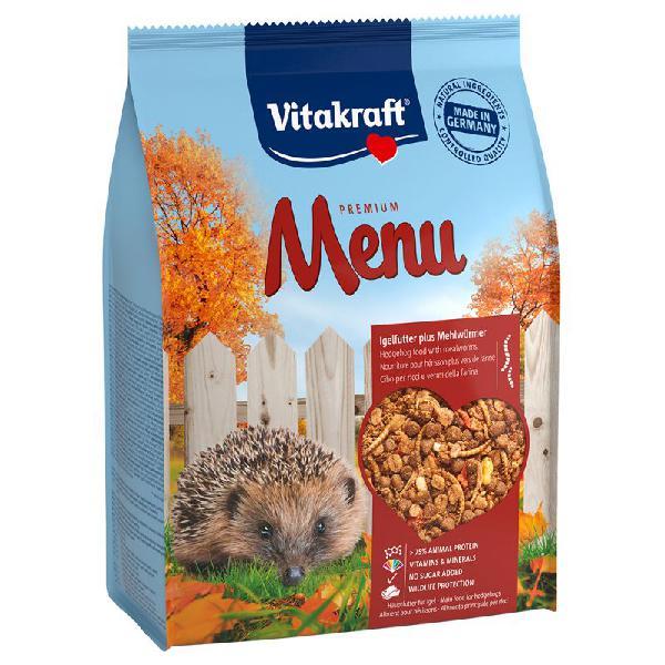 Vitakraft premium menu mangime per ricci
