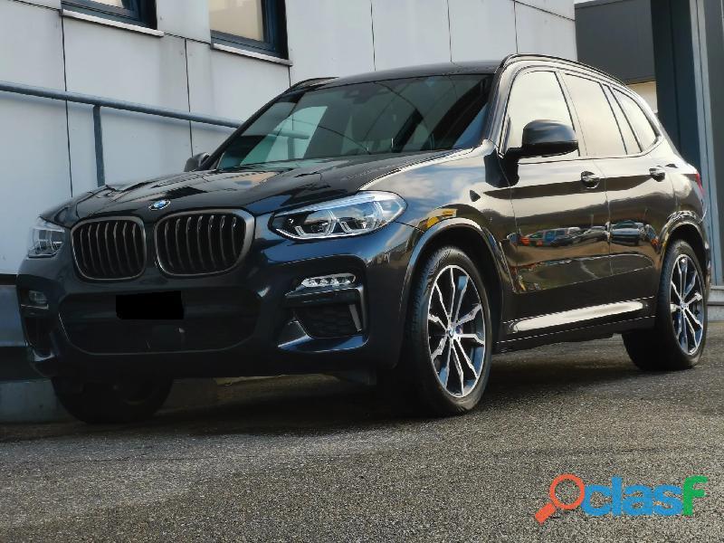 BMW X3 M xDrive 20d Steptronic