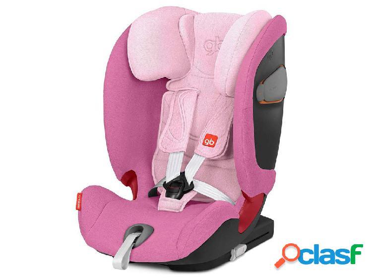 Seggiolino auto gb everna-fix sweet pink pink