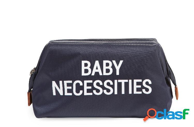 Borsa da toilette childhome baby necessities navy