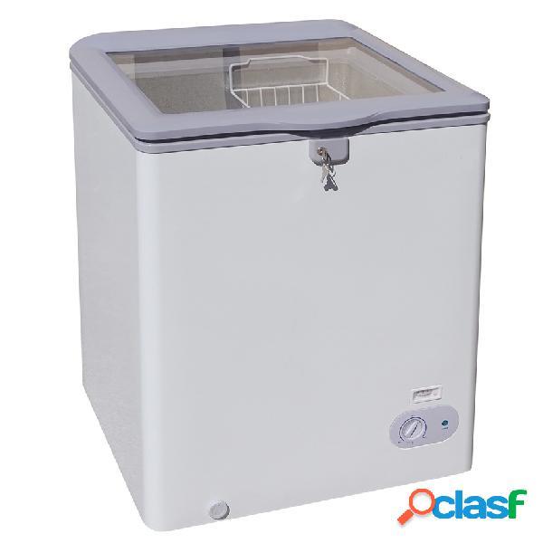 Congelatore a pozzetto statico per gelato 100 lt -25°c/-18°c