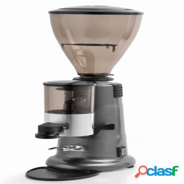 Macina caffè con dosatore per caffè ferma sacchetto e manopola produzione 3/4 kg/h