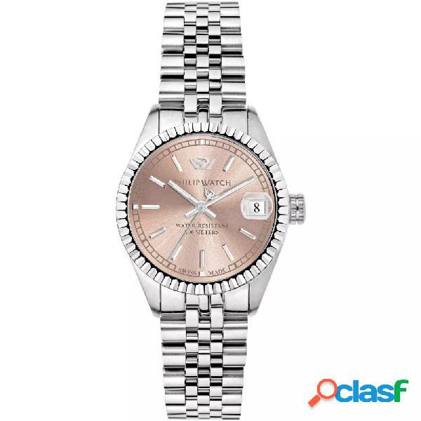 """Philip watch orologio donna collezione """"caribe"""" mod. r8253597534"""