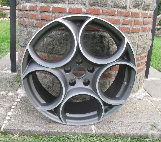 """Cerchi in lega 19"""" alfa romeo giulia - stelvio roma - ricambi e accessori auto in vendita"""