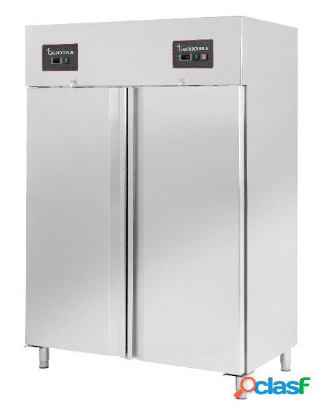 Armadio Refrigerato Ventilato doppia temperatura -2°/+8°C e -18°/-22°C 2 porte 475 + 475 LT