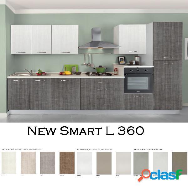 Cucina new smart l 360