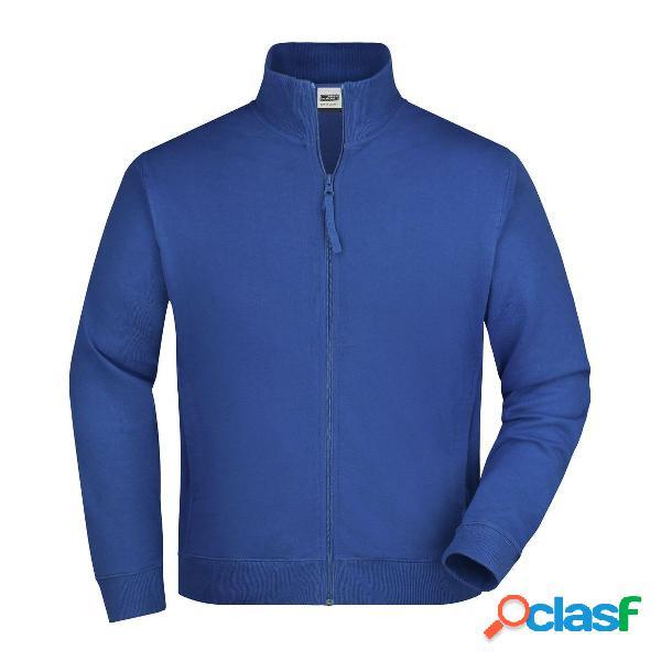 Sweat jacket 100%c j&n