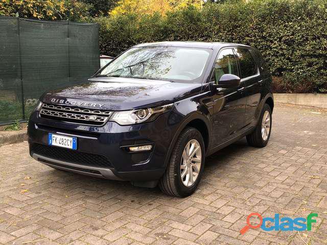 Land Rover Discovery Sport 2.0 TD4 150 CV Dark Edit