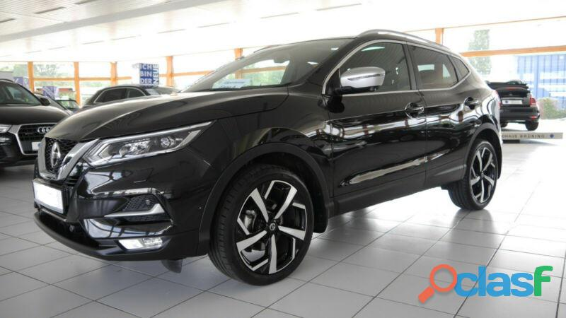 2019 Nissan Qashqai 1.3 DIG T DCT Tekna LED PANORAMICO PELLE